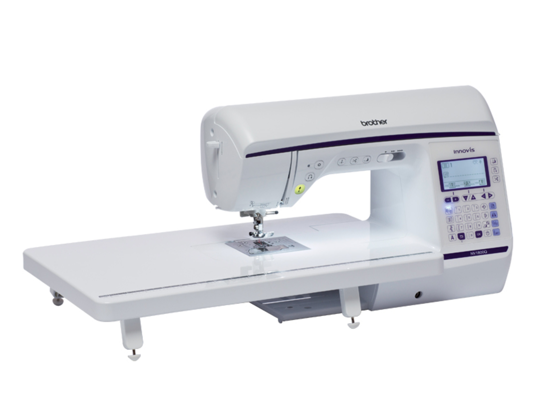 NV1800Q Sewing and Quilting Machine image 0