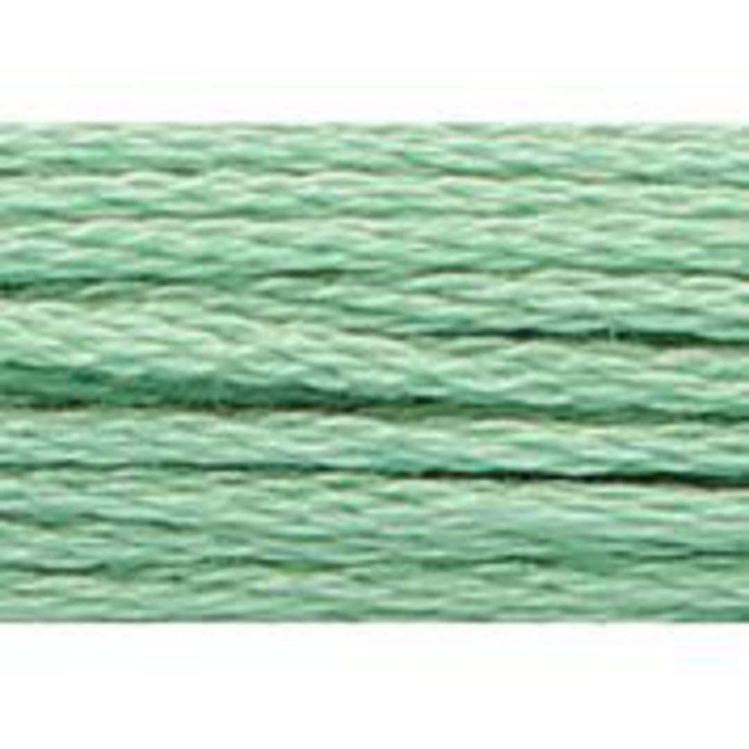Stranded Cotton Cross Stitch Threads - Green Shades image 79