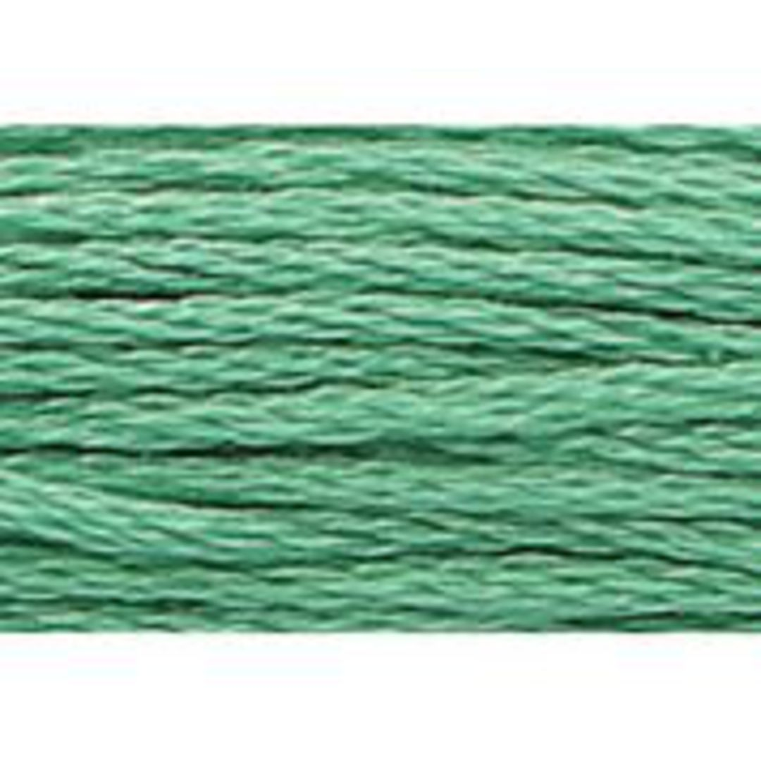 Stranded Cotton Cross Stitch Threads - Green Shades image 74