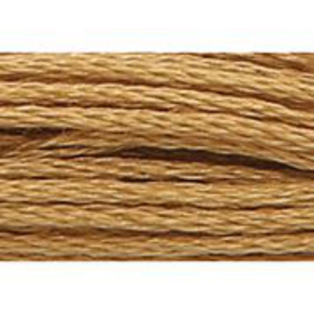 Stranded Cotton Cross Stitch Threads - Yellow Shades image 13