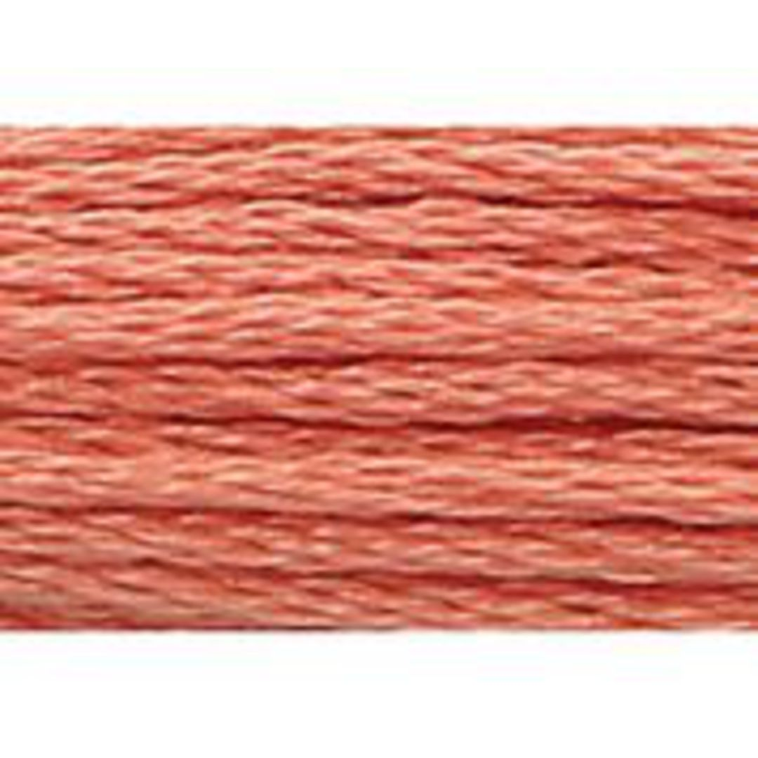 Stranded Cotton Cross Stitch Threads - Orange Shades image 10