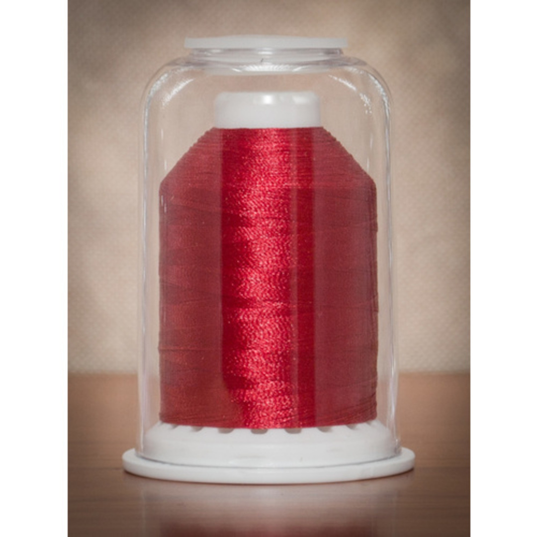 Hemingworth Thread - 1000m - Christmas Red 1270 image 0