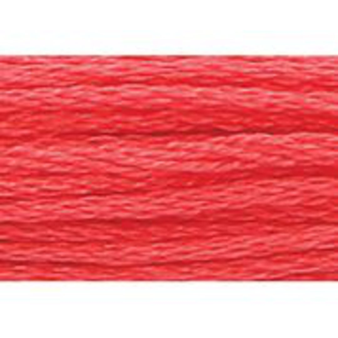 Stranded Cotton Cross Stitch Thread - Red Shades image 35