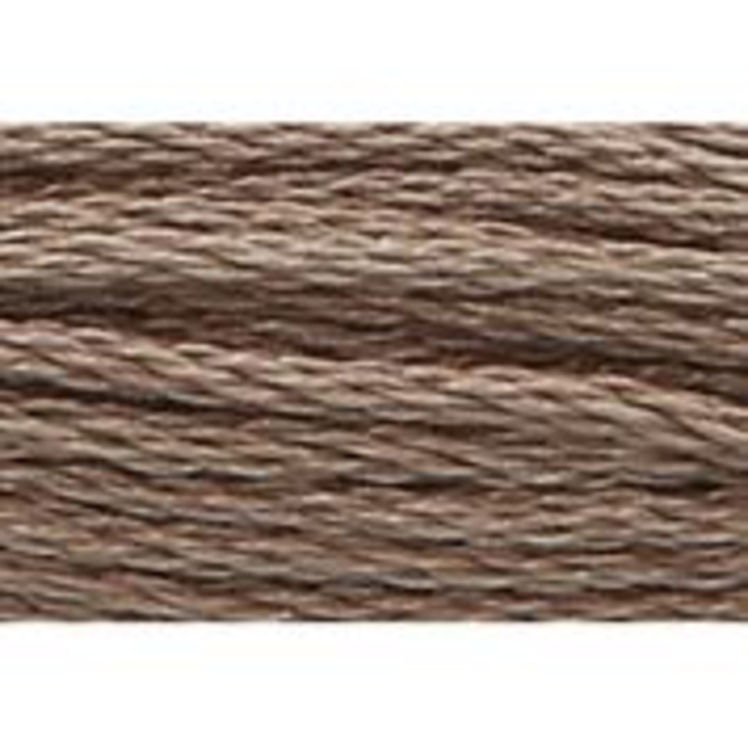 Stranded Cotton Cross Stitch Threads - Brown  Shades image 17