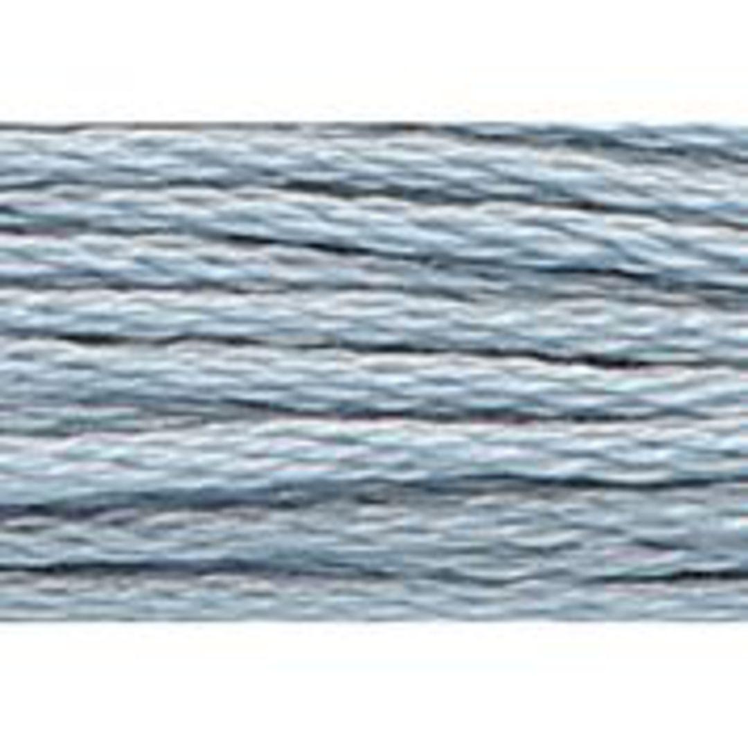 Stranded Cotton Cross Stitch Threads - Blue Shades image 37