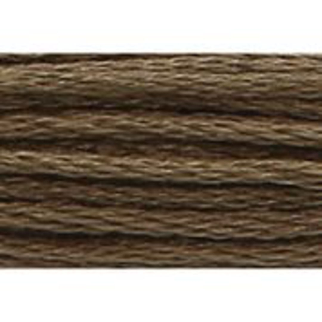 Stranded Cotton Cross Stitch Threads - Brown  Shades image 10