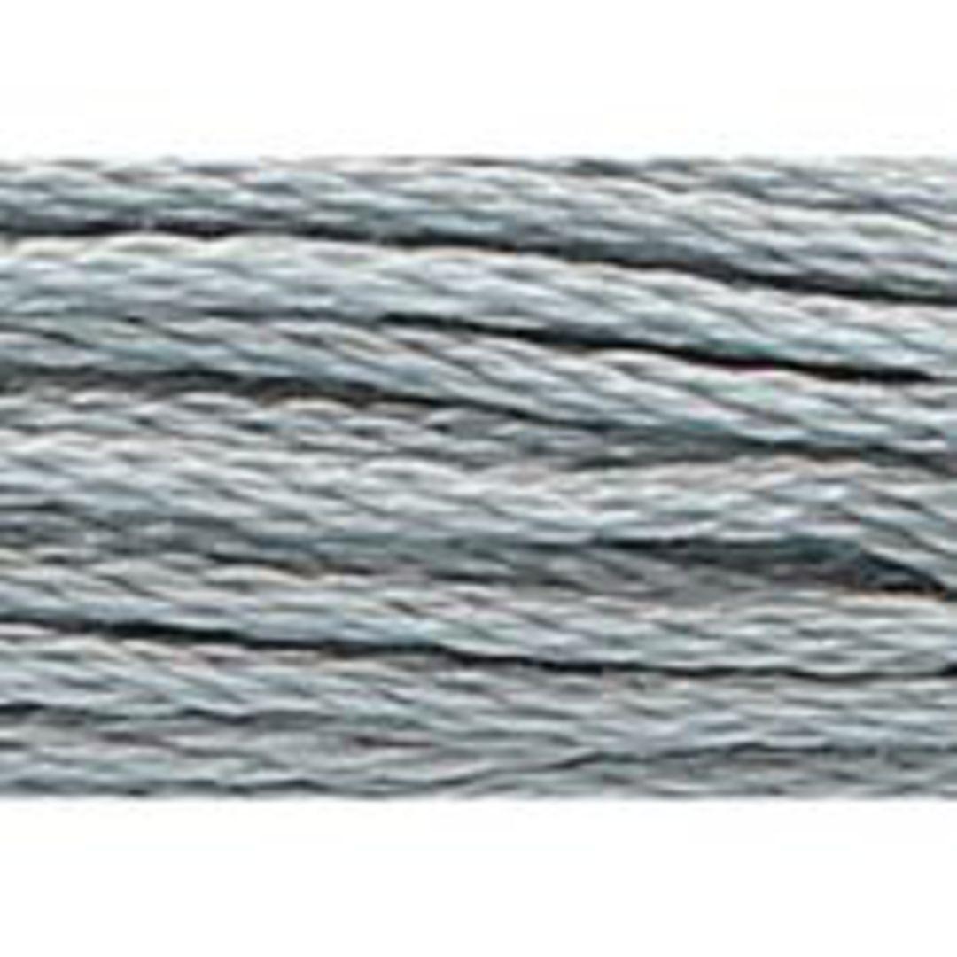 Stranded Cotton Cross Stitch Threads - Greys Shades image 4