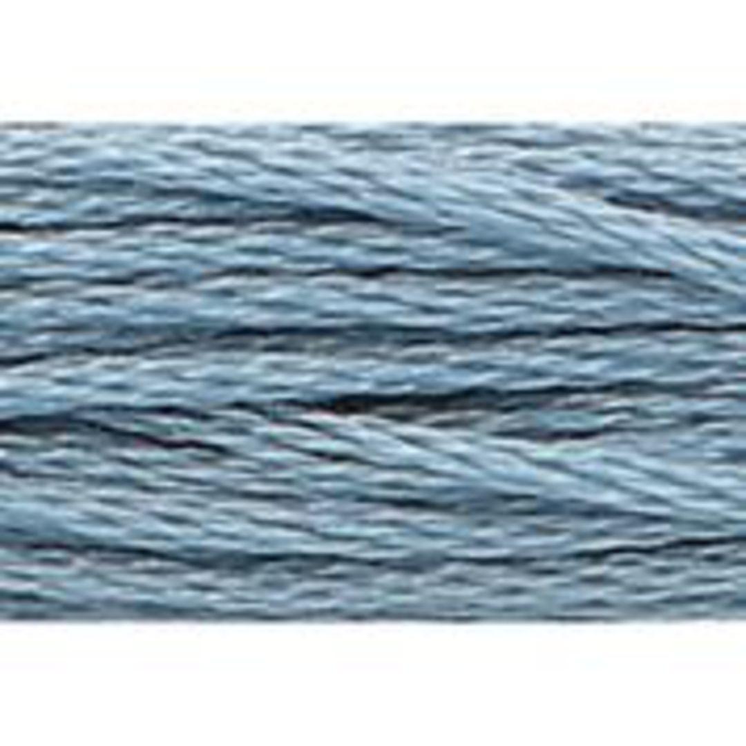 Stranded Cotton Cross Stitch Threads - Blue Shades image 32
