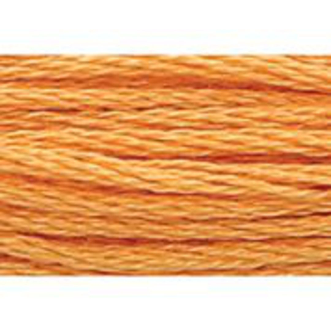 Stranded Cotton Cross Stitch Threads - Orange Shades image 18
