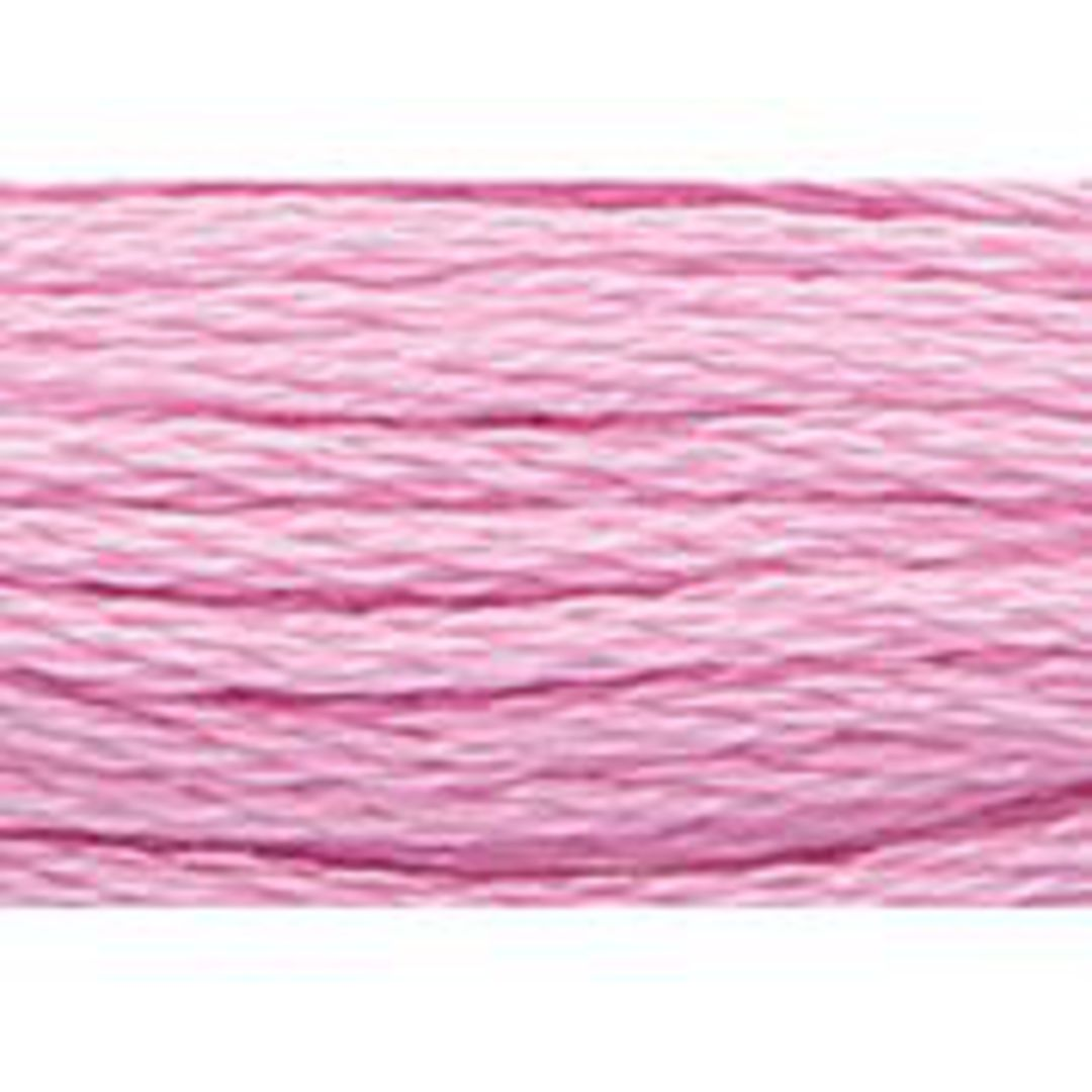 Stranded Cotton Cross Stitch Threads - Pinks Shades image 35