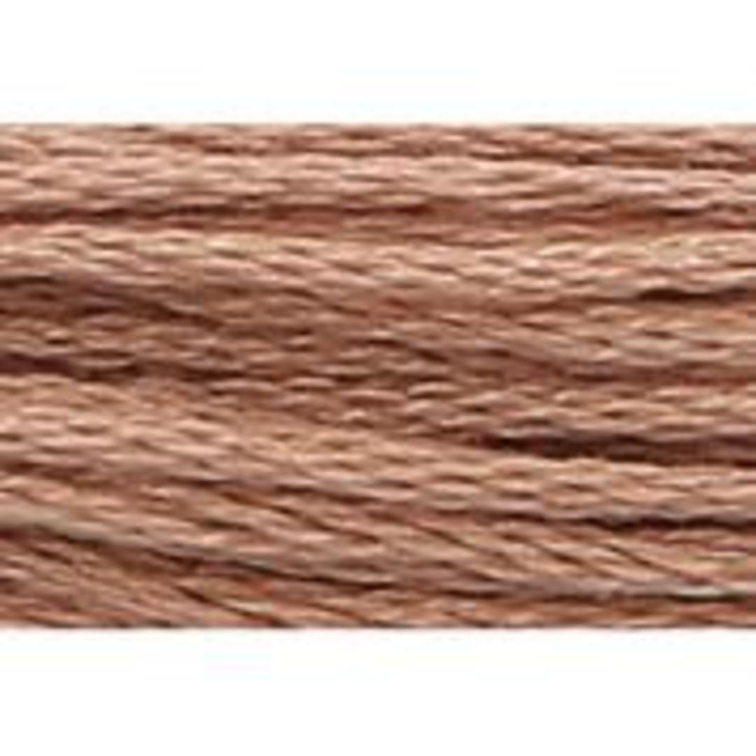 Stranded Cotton Cross Stitch Threads - Brown  Shades image 23