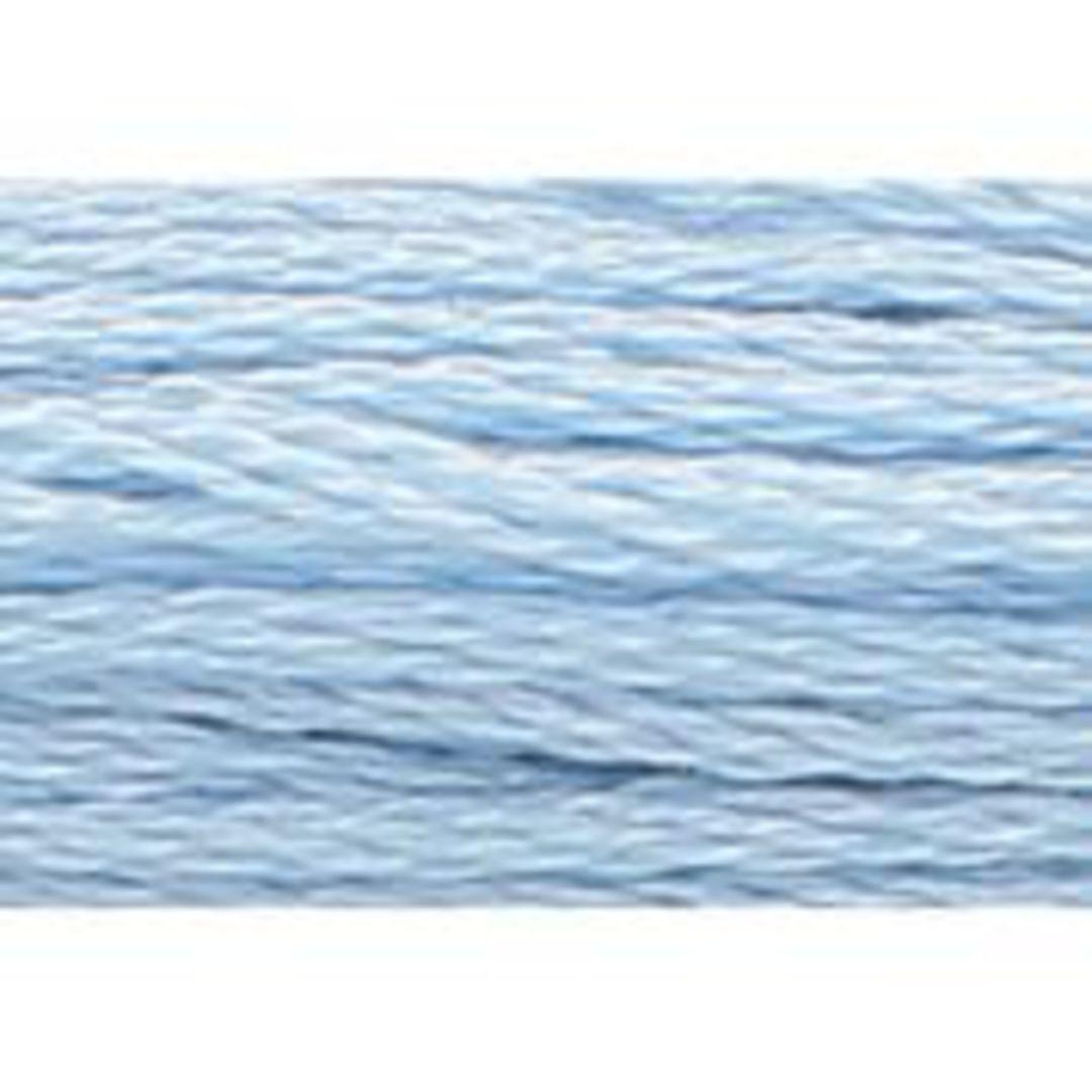Stranded Cotton Cross Stitch Threads - Blue Shades image 50