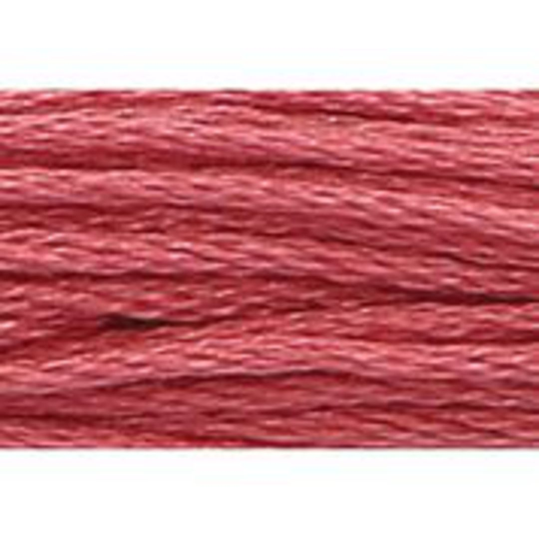 Stranded Cotton Cross Stitch Threads - Pinks Shades image 7