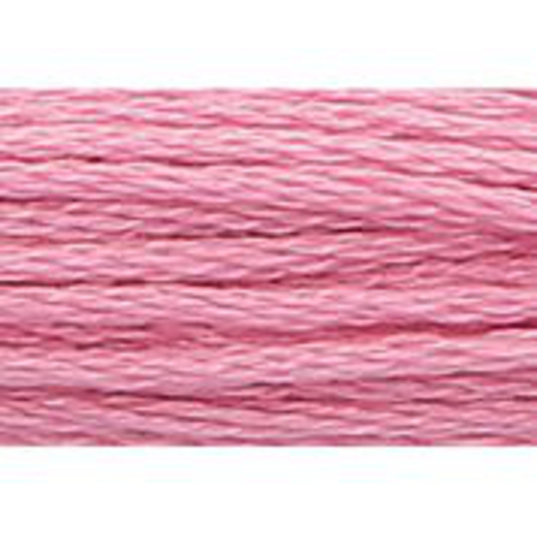 Stranded Cotton Cross Stitch Threads - Pinks Shades image 42
