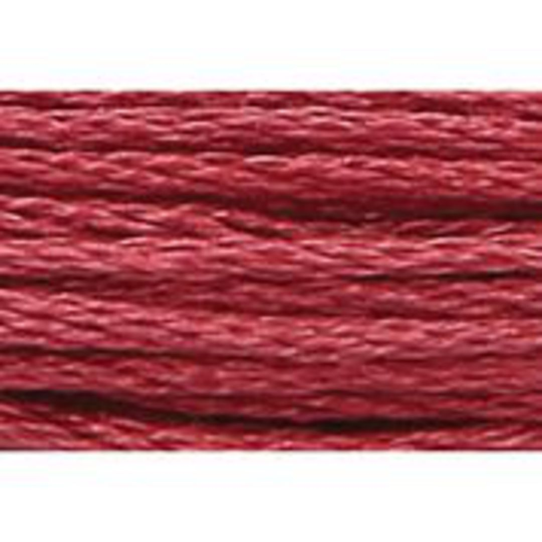 Stranded Cotton Cross Stitch Threads - Pinks Shades image 21