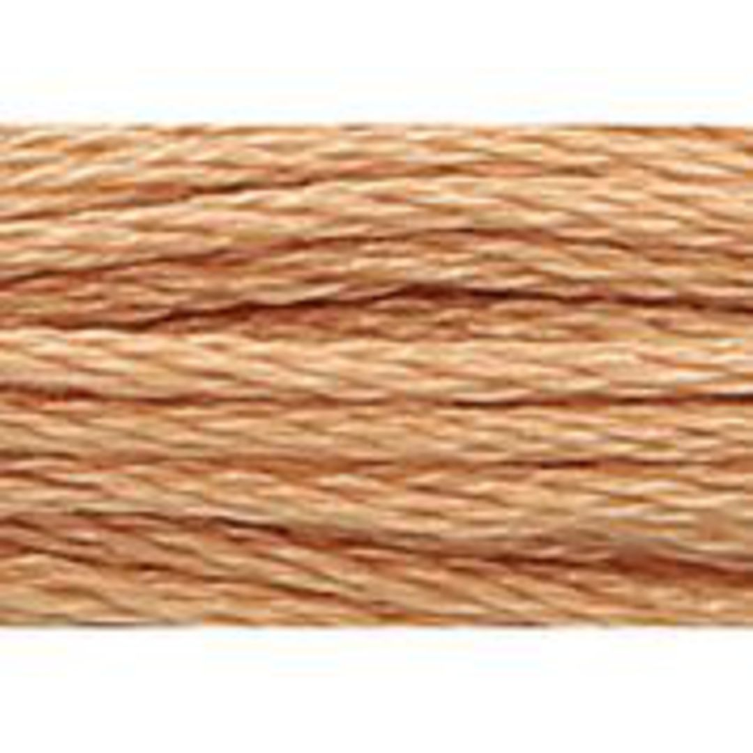 Stranded Cotton Cross Stitch Threads - Orange Shades image 29