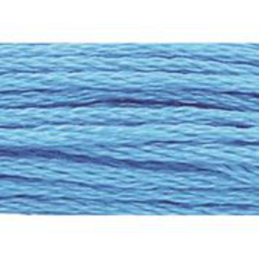 Stranded Cotton Cross Stitch Threads - Blue Shades image 8