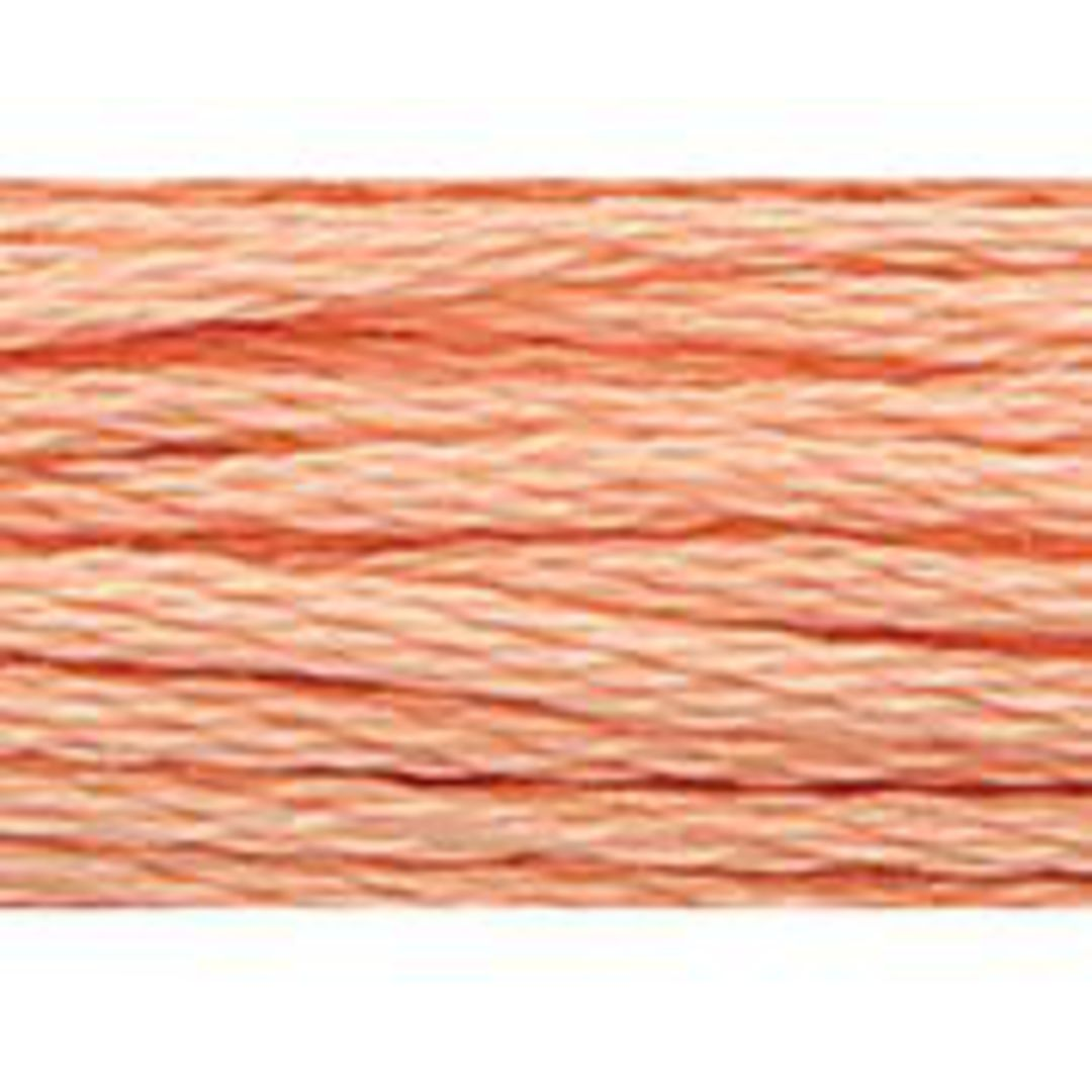 Stranded Cotton Cross Stitch Threads - Orange Shades image 41
