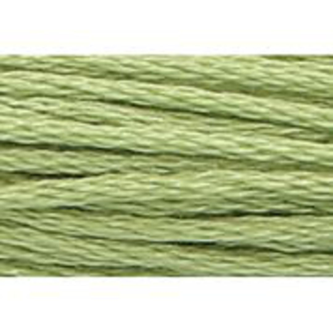 Stranded Cotton Cross Stitch Threads - Green Shades image 39