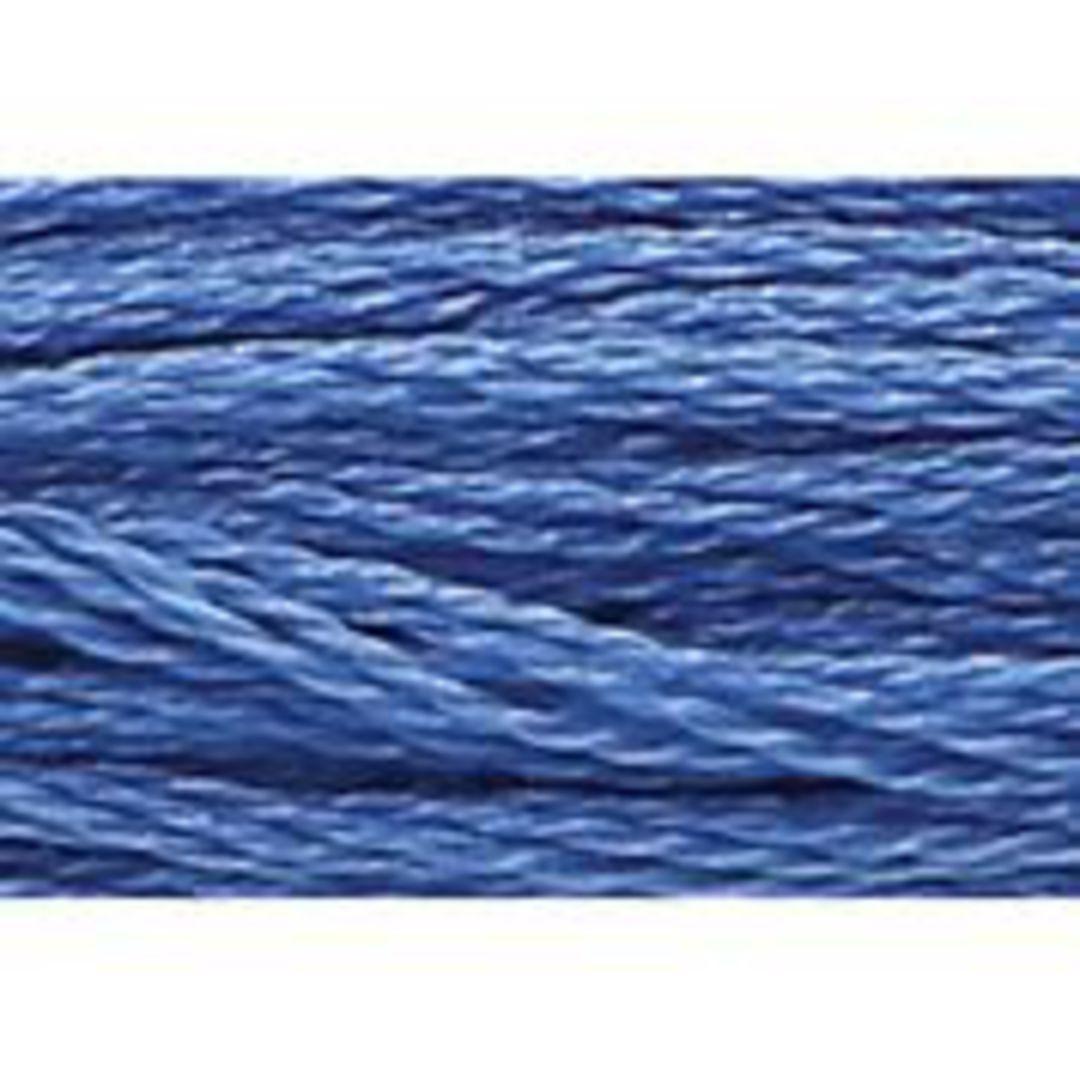 Stranded Cotton Cross Stitch Threads - Blue Shades image 64