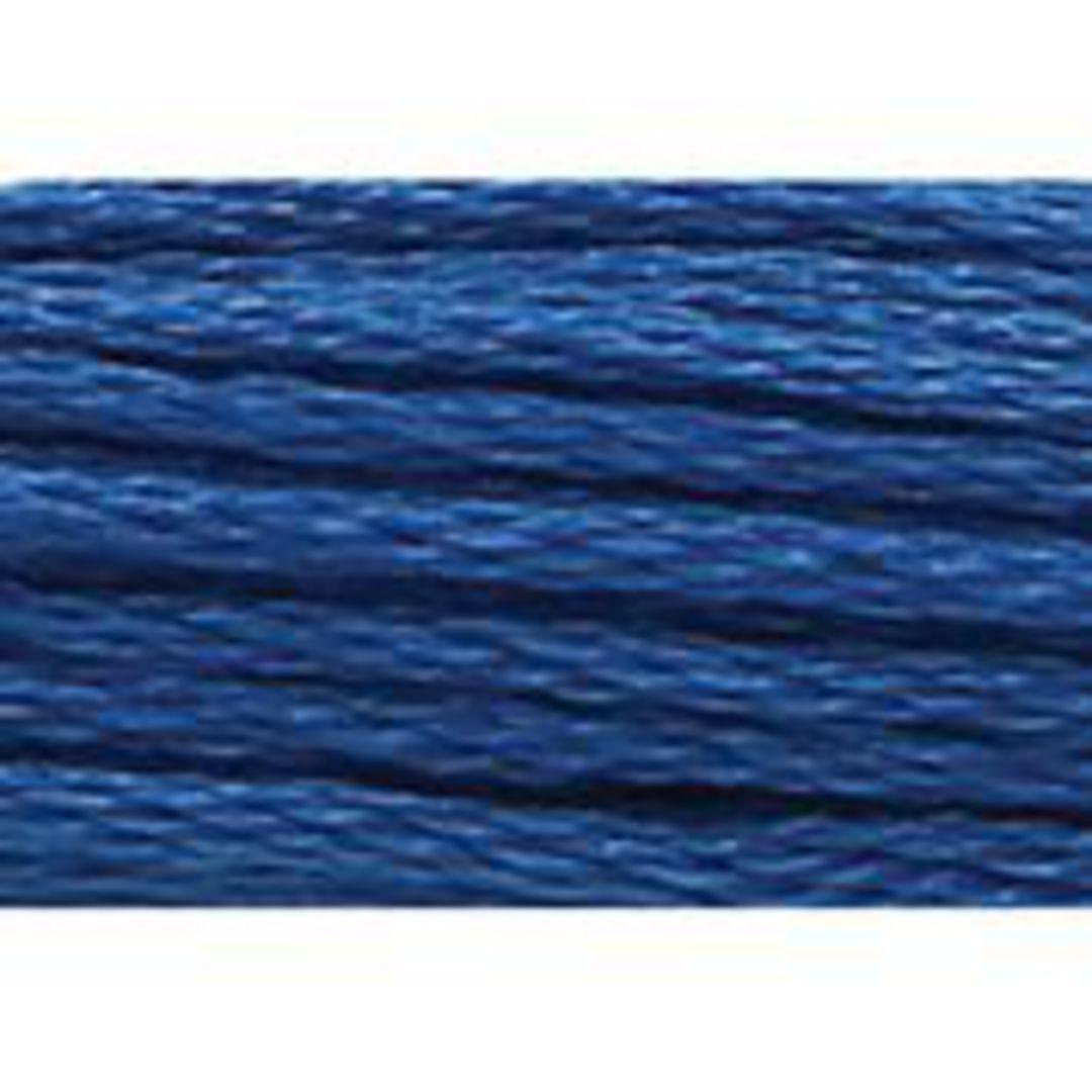 Stranded Cotton Cross Stitch Threads - Blue Shades image 46