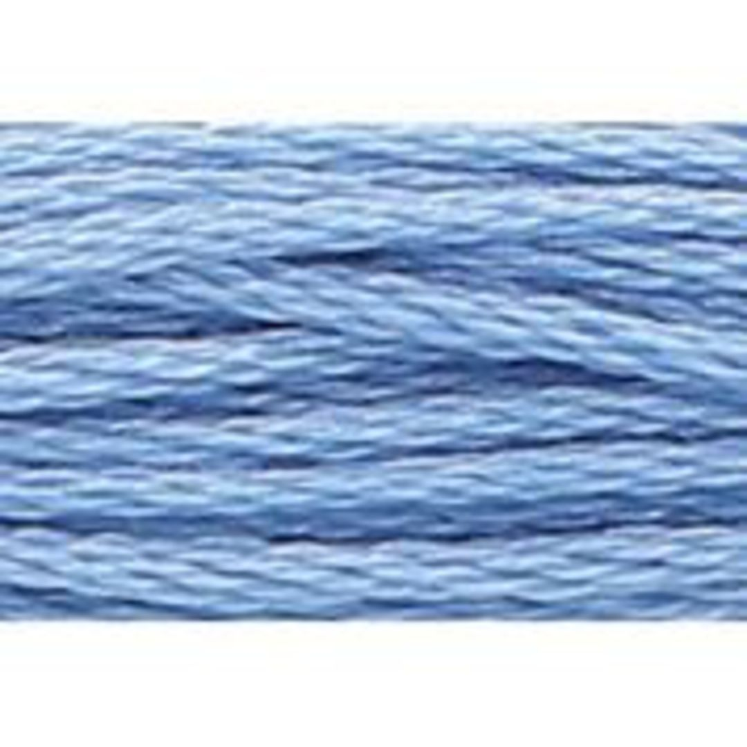Stranded Cotton Cross Stitch Threads - Blue Shades image 62