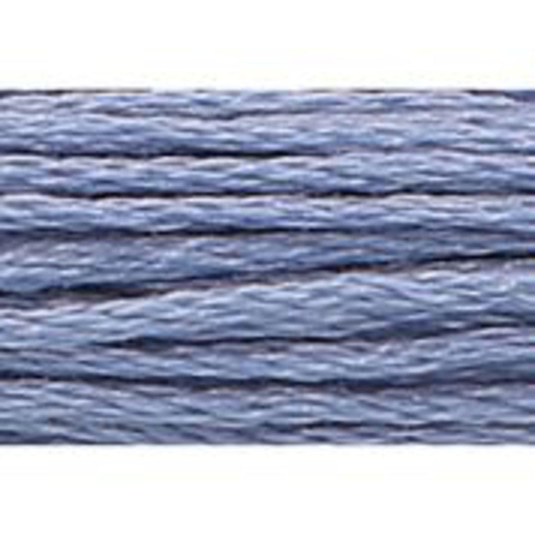 Stranded Cotton Cross Stitch Threads - Blue Shades image 28