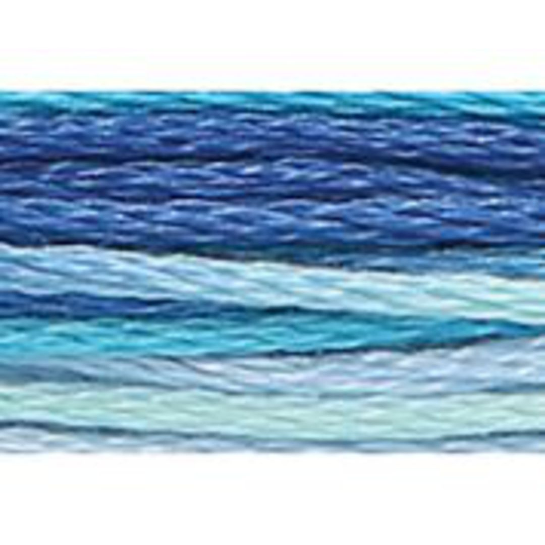 Stranded Cotton Cross Stitch Threads - Multi Colour Shades image 9