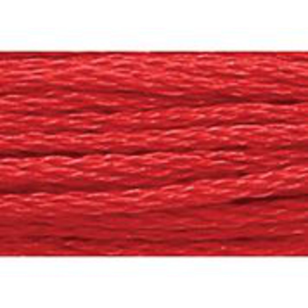 Stranded Cotton Cross Stitch Thread - Red Shades image 42