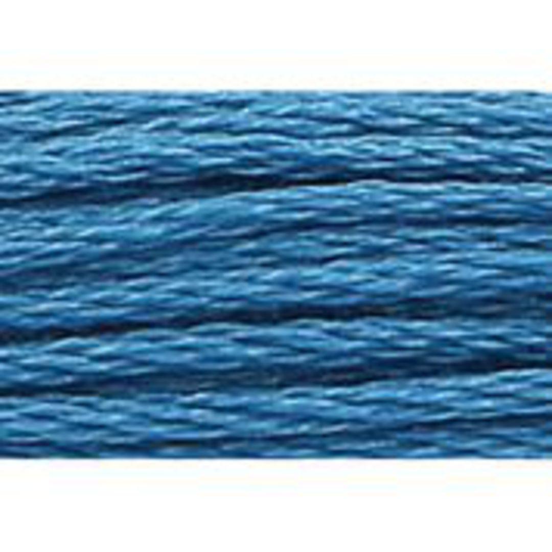 Stranded Cotton Cross Stitch Threads - Blue Shades image 43