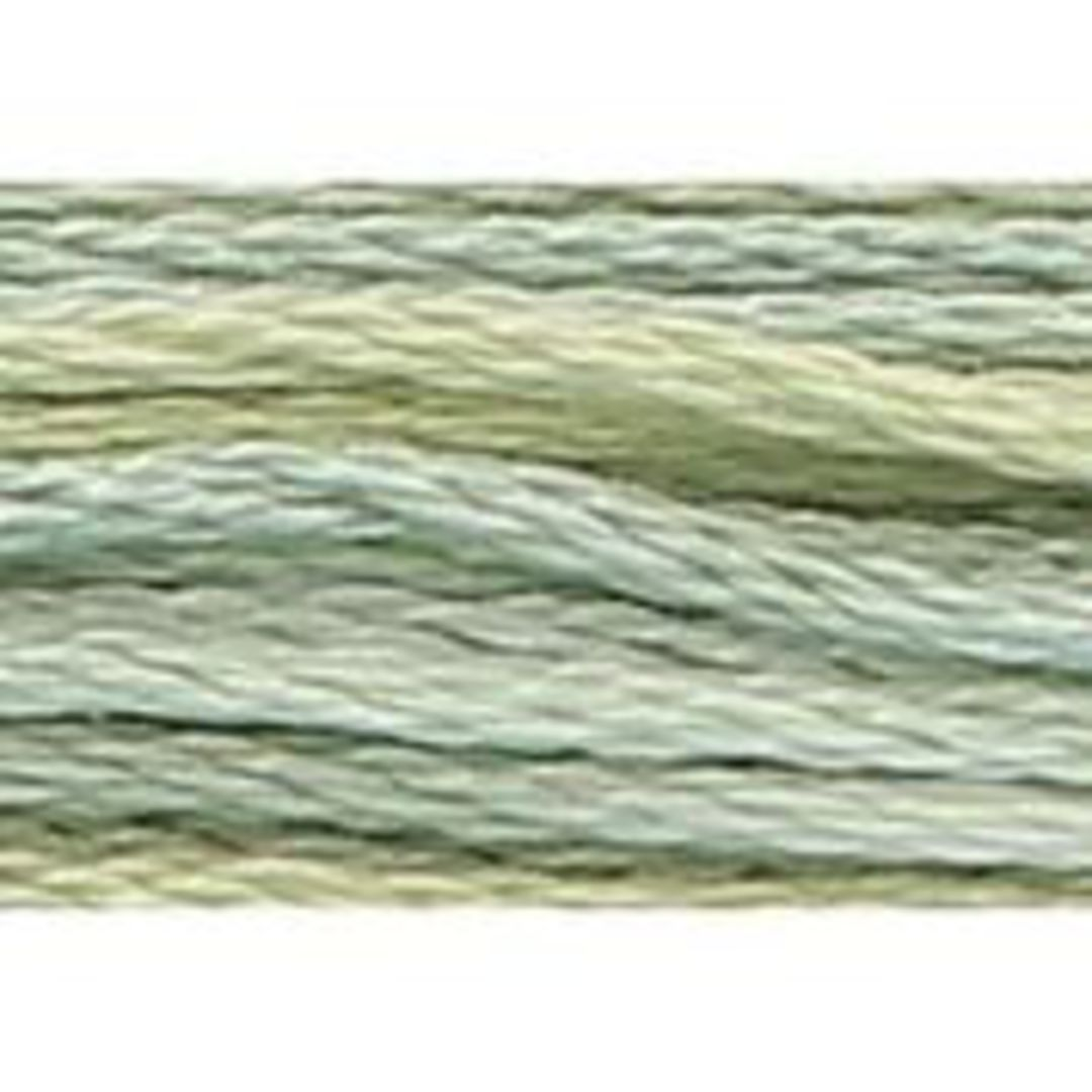 Stranded Cotton Cross Stitch Threads - Multi Colour Shades image 7