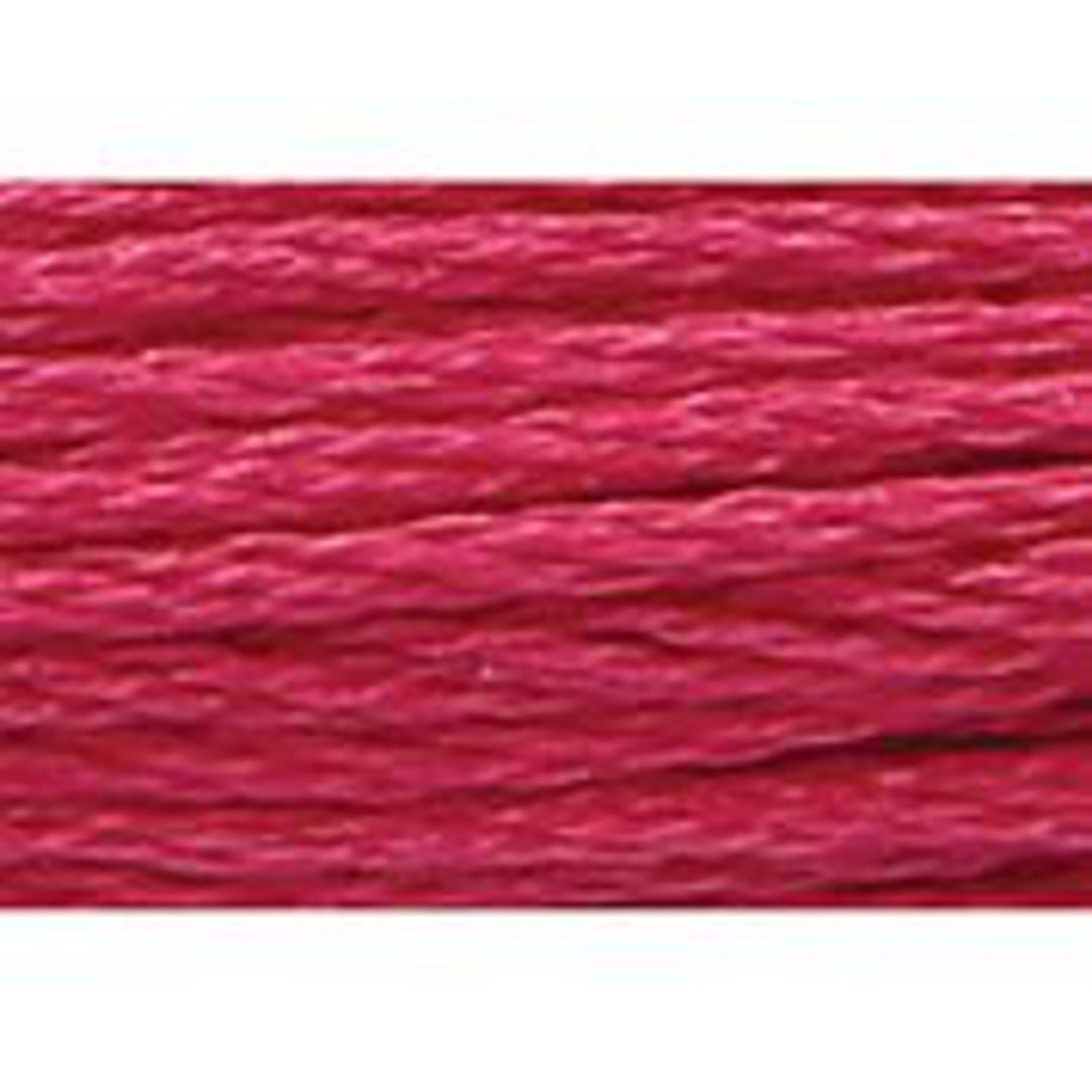 Stranded Cotton Cross Stitch Thread - Red Shades image 22