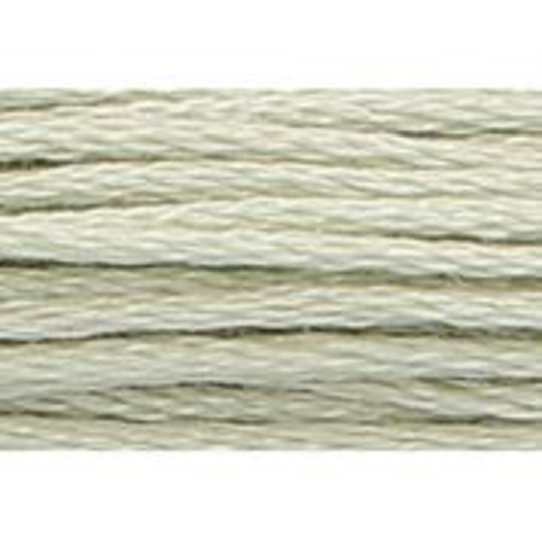 Stranded Cotton Cross Stitch Threads - Green Shades image 70