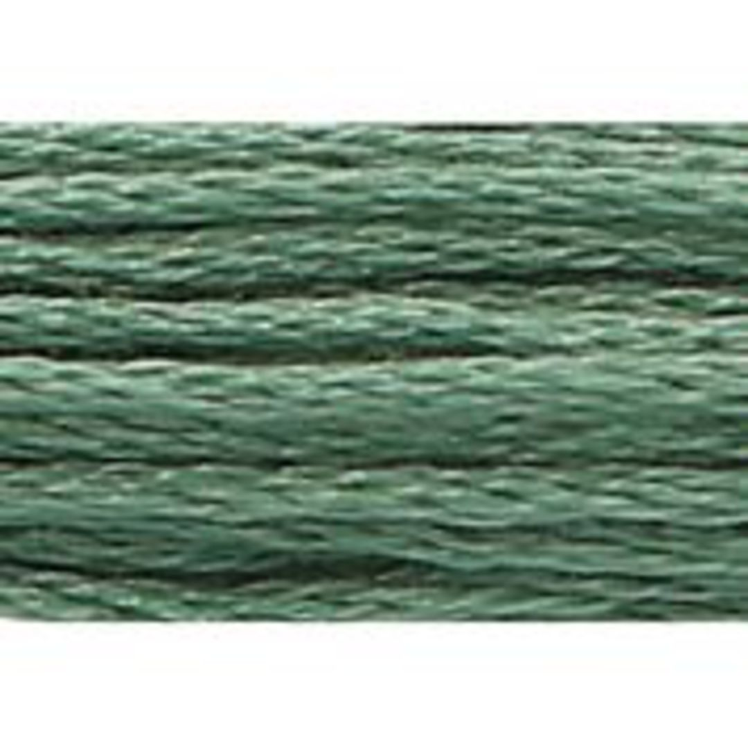 Stranded Cotton Cross Stitch Threads - Green Shades image 67