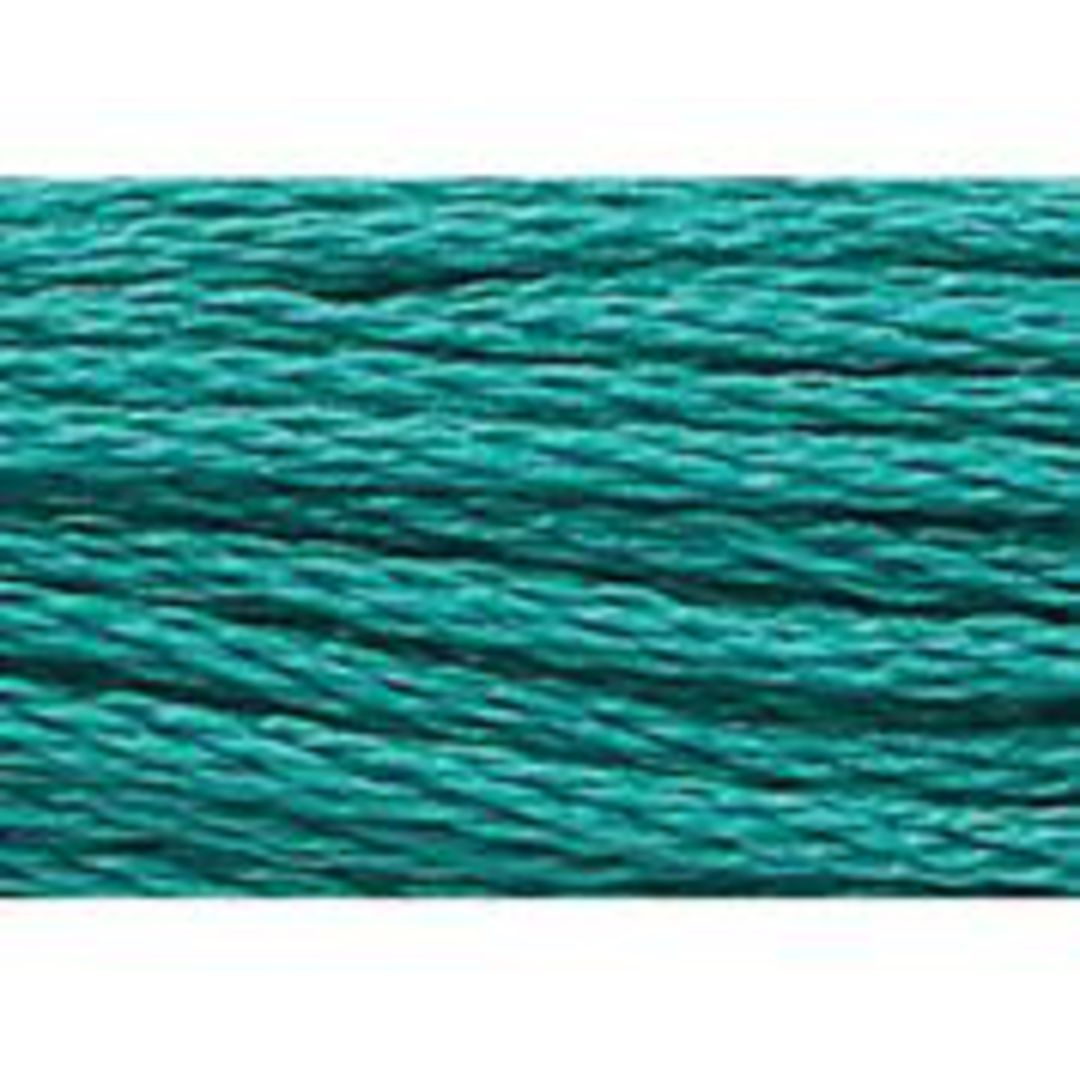 Stranded Cotton Cross Stitch Threads - Green Shades image 80