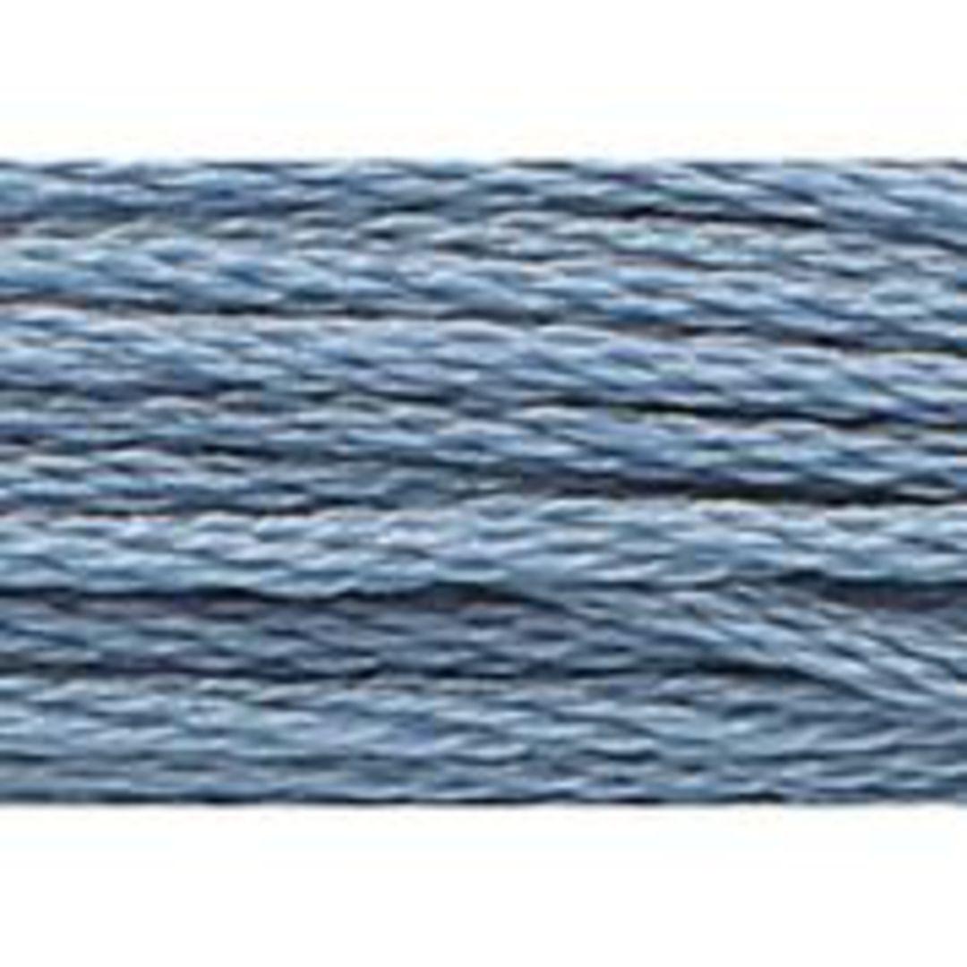 Stranded Cotton Cross Stitch Threads - Blue Shades image 18