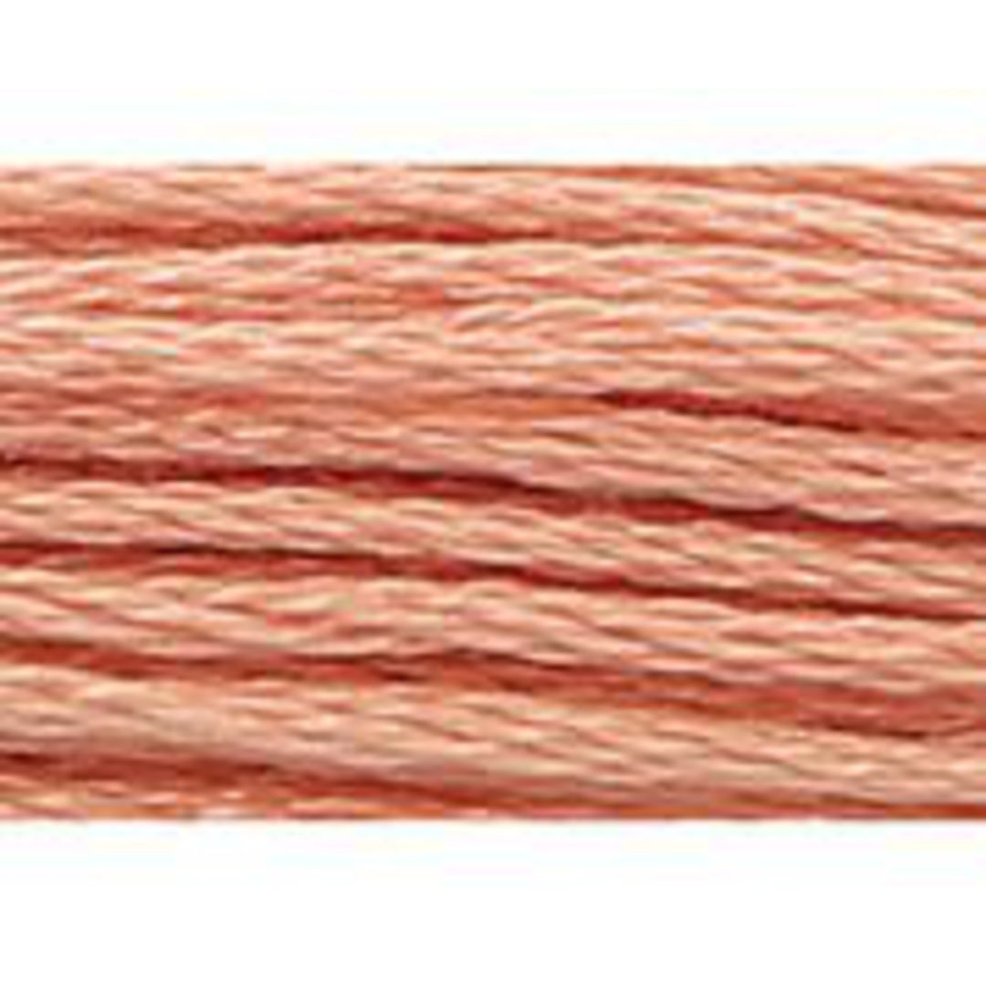 Stranded Cotton Cross Stitch Threads - Orange Shades image 23