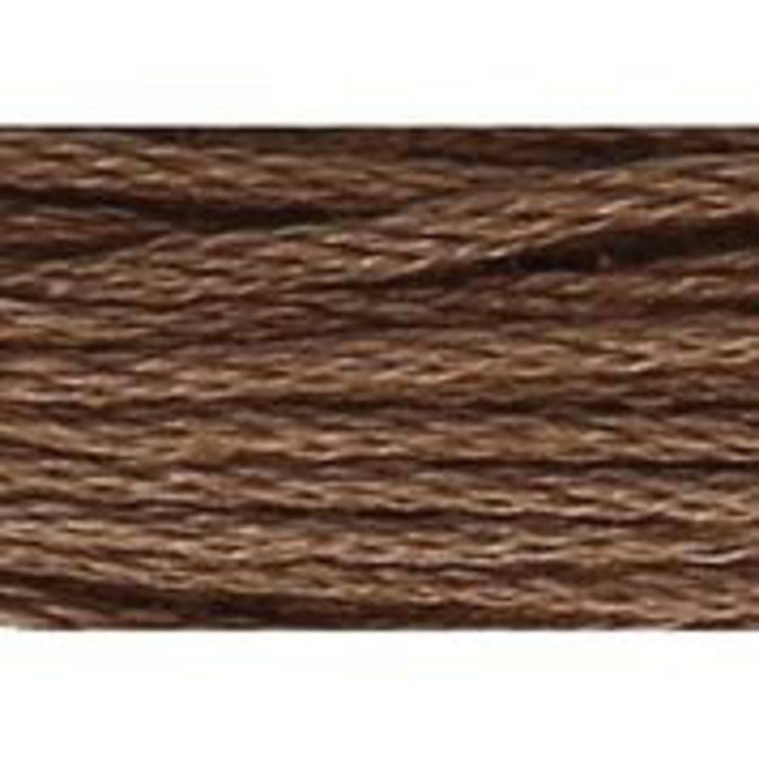 Stranded Cotton Cross Stitch Threads - Brown  Shades image 2