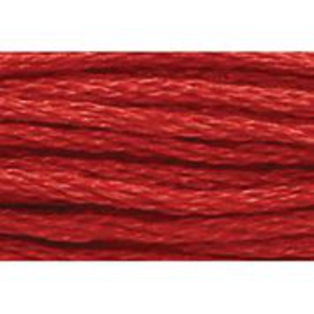 Stranded Cotton Cross Stitch Thread - Red Shades image 9