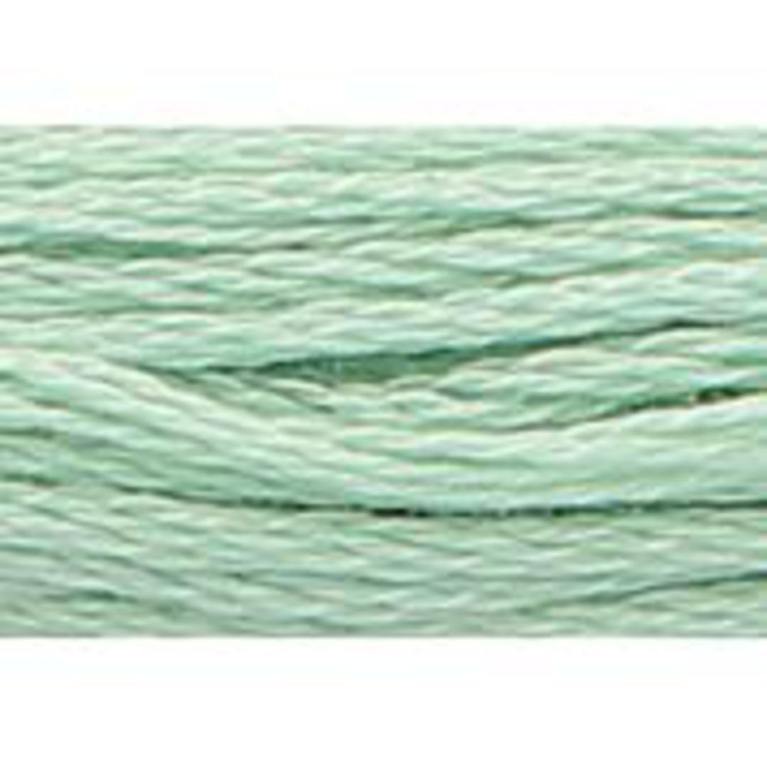 Stranded Cotton Cross Stitch Threads - Green Shades image 76