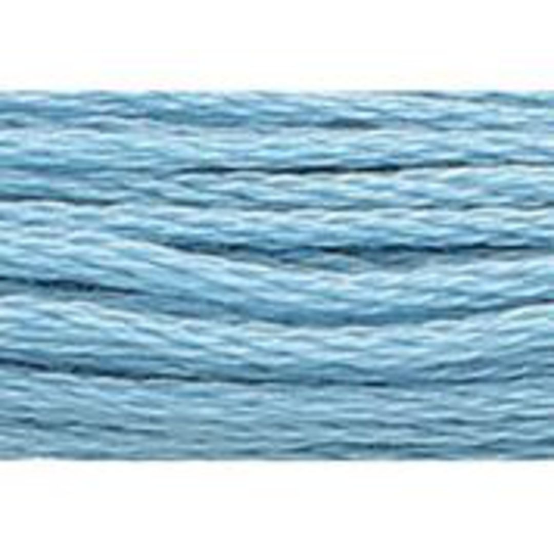 Stranded Cotton Cross Stitch Threads - Blue Shades image 15