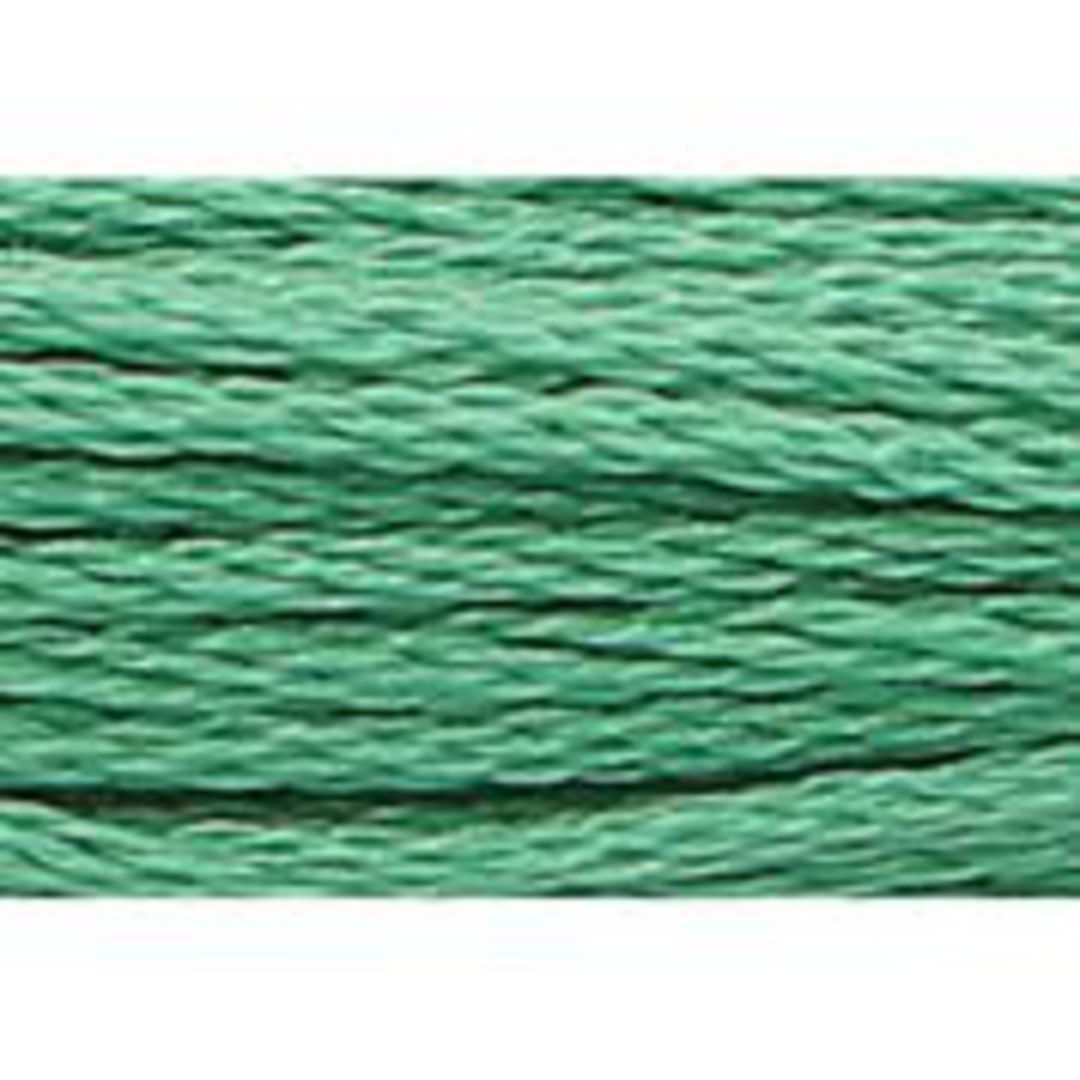 Stranded Cotton Cross Stitch Threads - Green Shades image 77