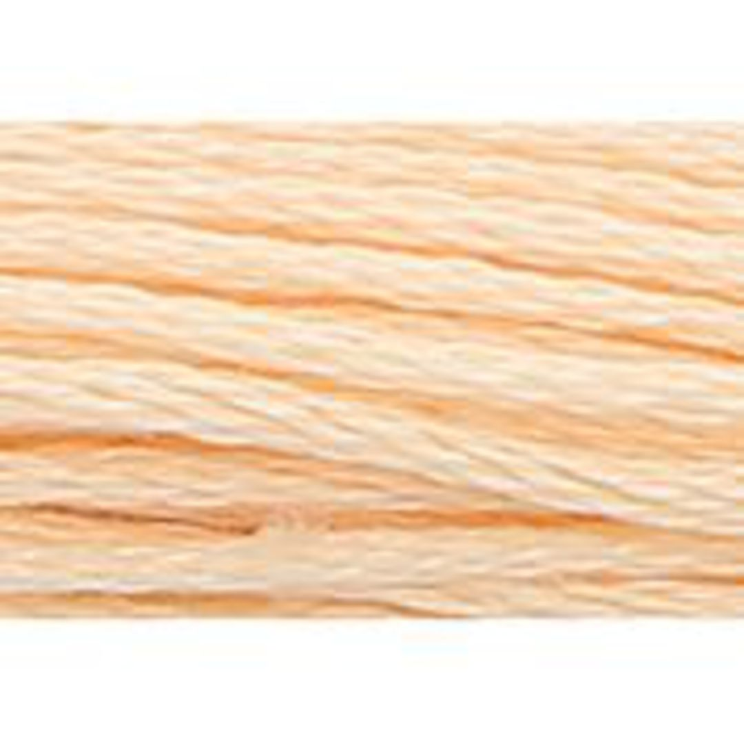 Stranded Cotton Cross Stitch Threads - Yellow Shades image 2