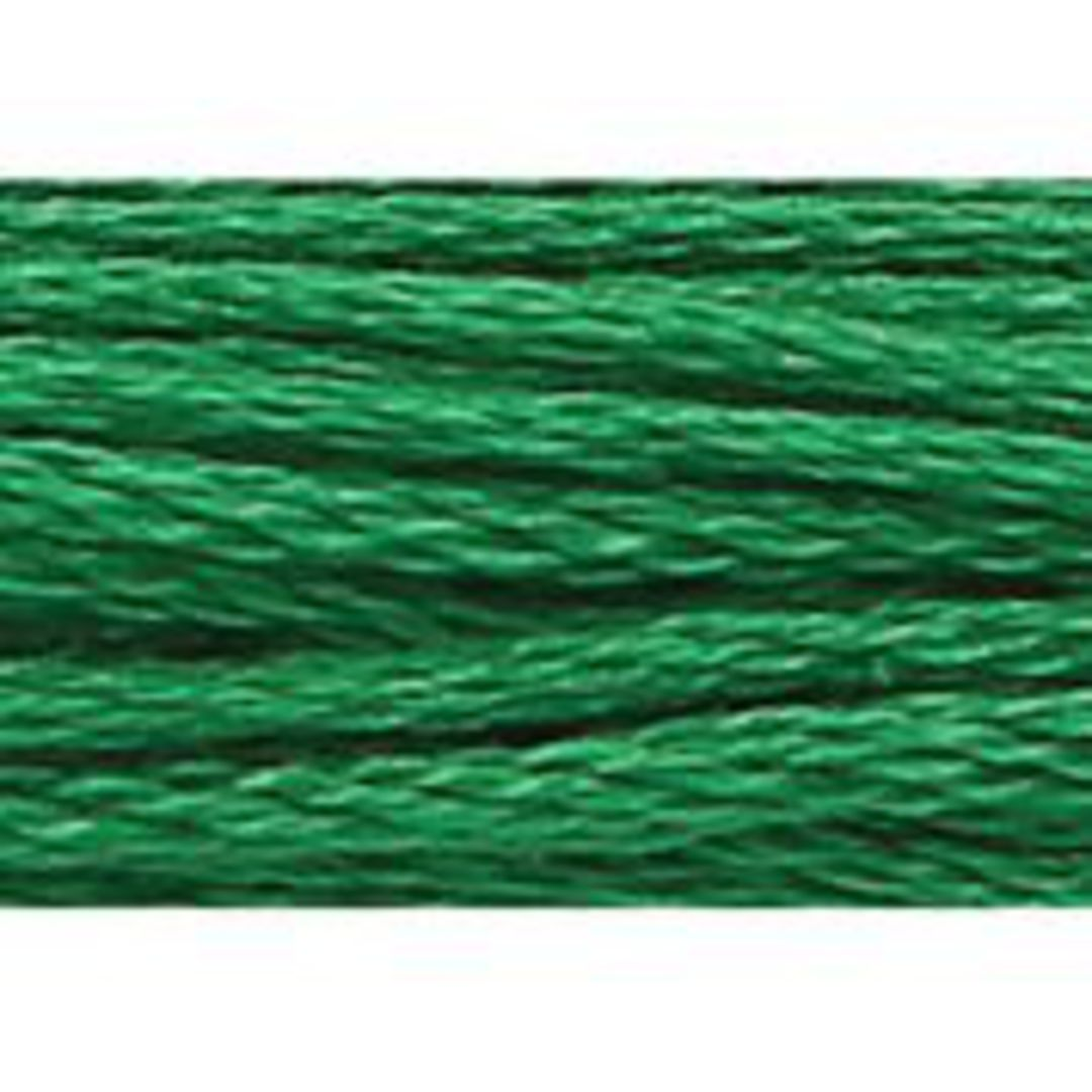 Stranded Cotton Cross Stitch Threads - Green Shades image 60
