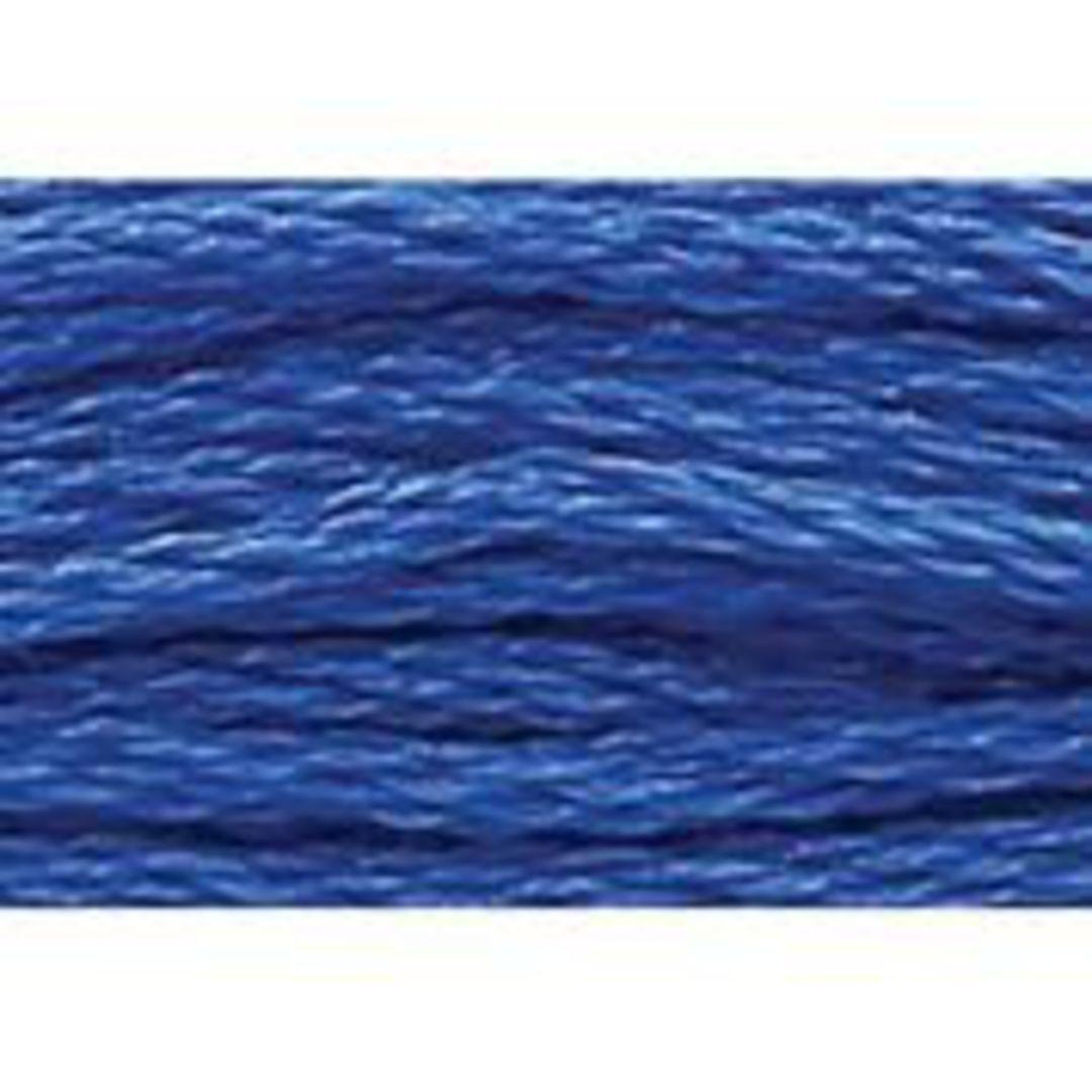 Stranded Cotton Cross Stitch Threads - Blue Shades image 68