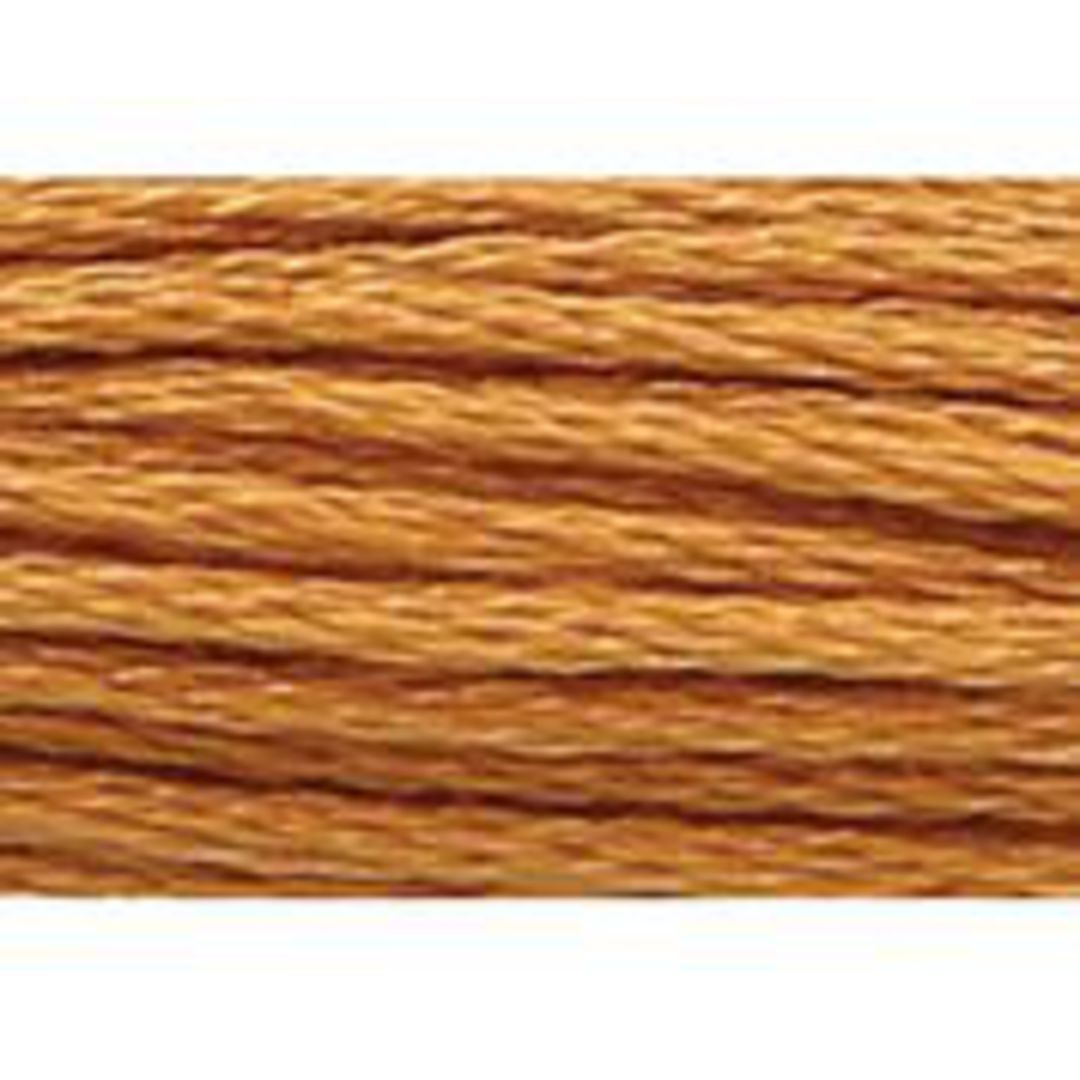 Stranded Cotton Cross Stitch Threads - Yellow Shades image 10