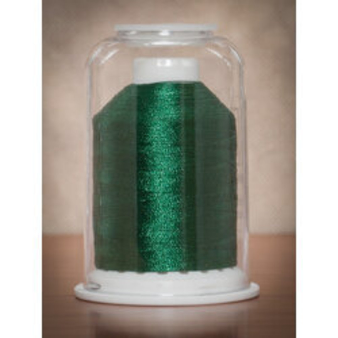 Hemingworth Thread - 1000m - Dark Kelly Green 1108 image 0