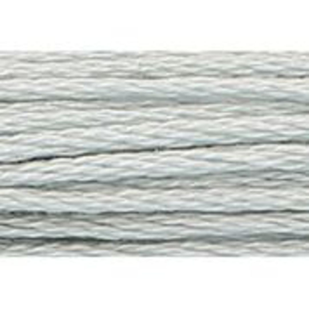 Stranded Cotton Cross Stitch Threads - Greys Shades image 9
