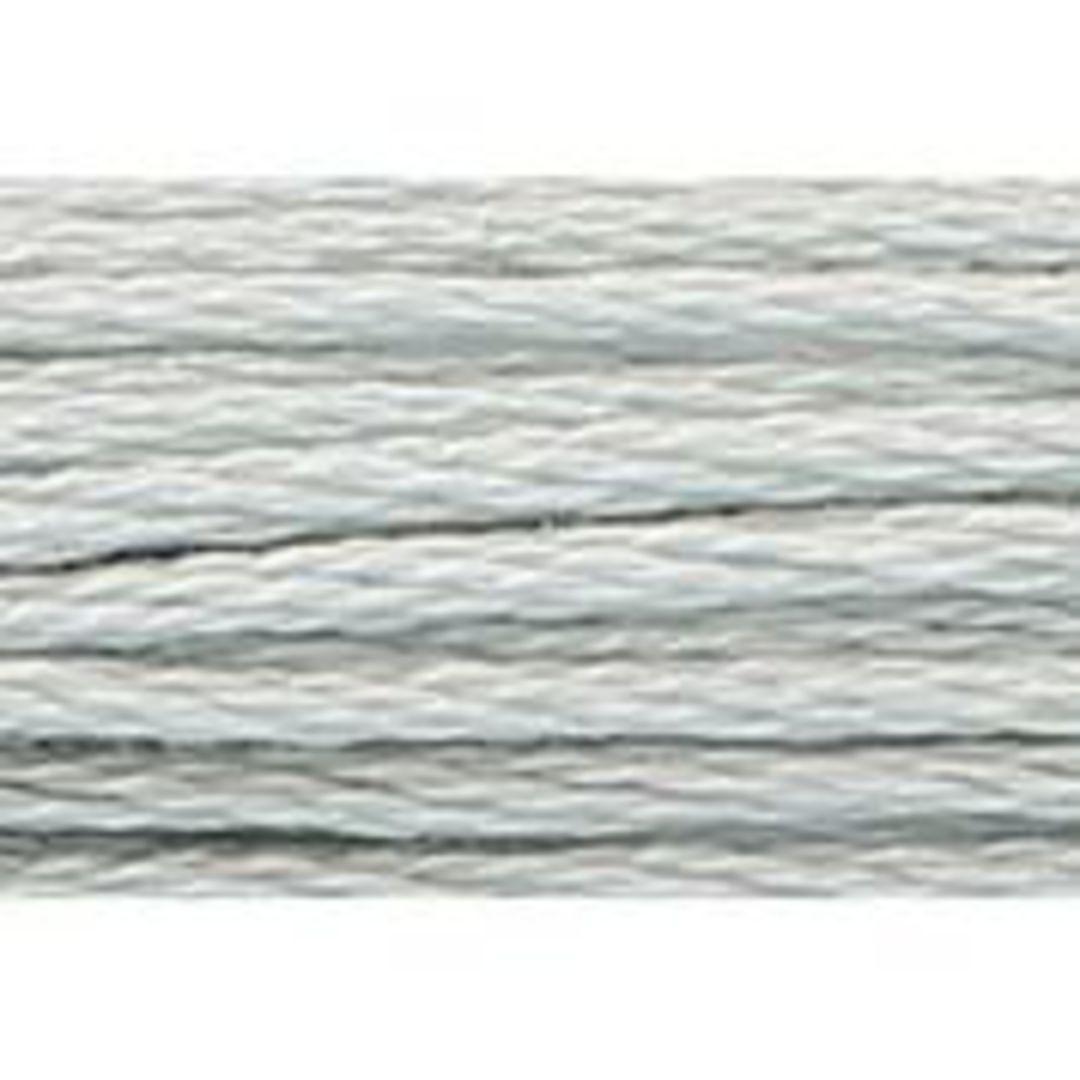 Stranded Cotton Cross Stitch Threads - Greys Shades image 9