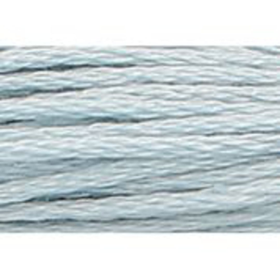 Stranded Cotton Cross Stitch Threads - Blue Shades image 25